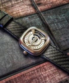 Strap 28mm - Strap SevenFriday - Carbon Fiber