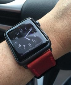 apple watch strap vintage red gunny store indonesia