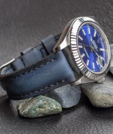 strap 20mm - deep blue | gunny strap indonesia
