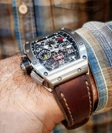 strap richard mille custom tali jam tangan caitlin 4 for rm 11 gunny strap indonesia